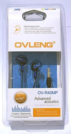 אוזניות סטריאו לנגני מוסיקה ולטלפונים סלולארים - 1