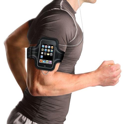 נרתיק ריצה לזרוע אייפון/אייפוד - 1