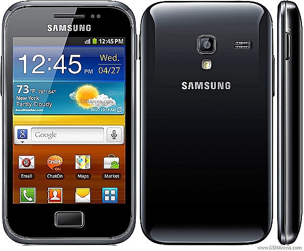 Samsung Galaxy Ace Plus S7500 - 1
