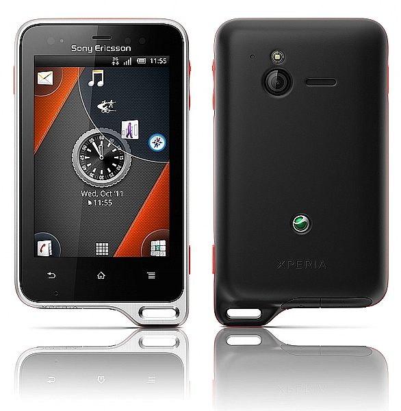Sony Ericsson Xperia Active - 1