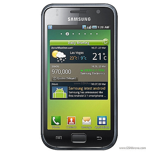 Samsung I9001 Galaxy S Plus - 1