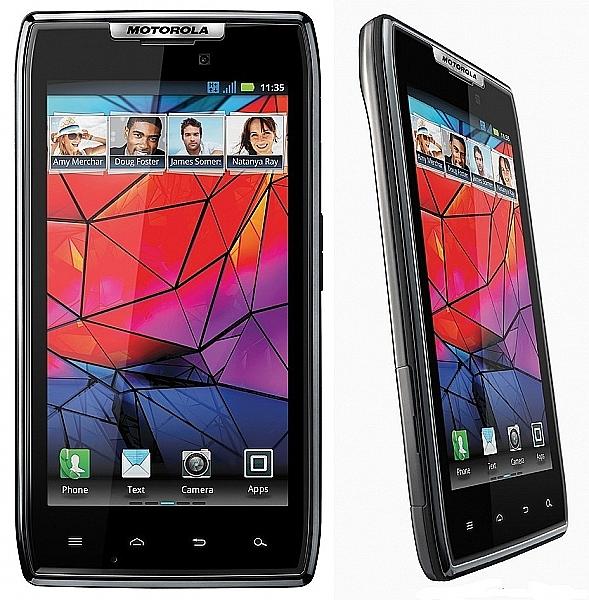 Motorola RAZR עברית מלאה - 1