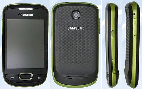 Samsung Galaxy Mini S5570 זמין במלאי - 1