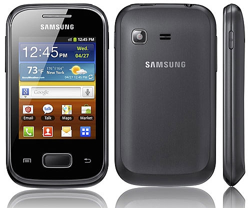 Samsung Galaxy Pocket S5300 - 1