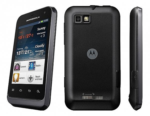 Motorola Defy Mini XT320 נגד מים ! - 1