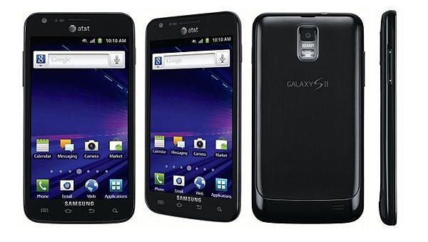 Samsung Galaxy S2 Skyrocket i727 - 1
