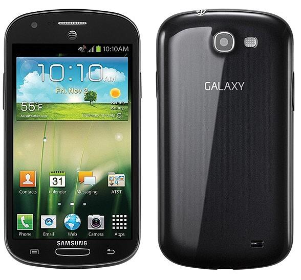 Samsung Galaxy Express I8730 - 1