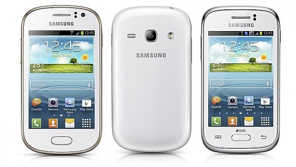 Samsung Galaxy Fame S6810 מכשיר חדש - 1