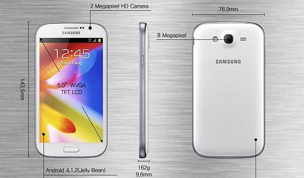 Samsung Galaxy Grand I9082 - 1