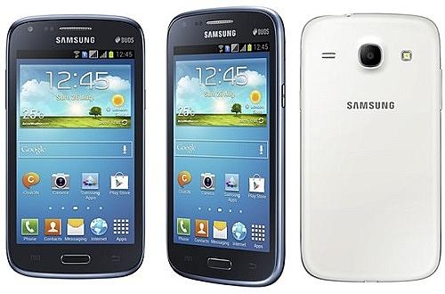 Samsung Galaxy Core I8262 עברית מלאה - 1
