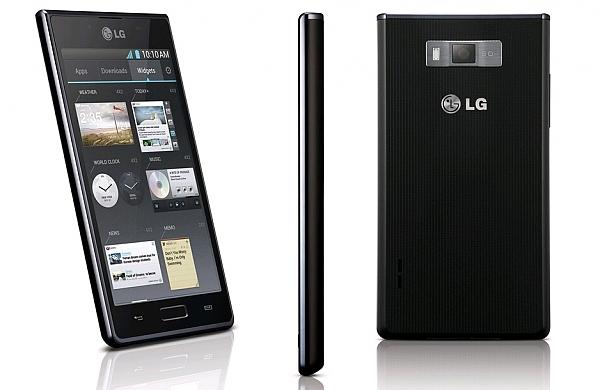 LG Optimus L7 II P710 תומך כל הרשתות - 1