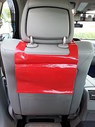 שקית אשפה לרכב