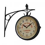 שעון קיר תחנת רכבת
