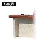 שולחן צד דגם פאנקה רוסו