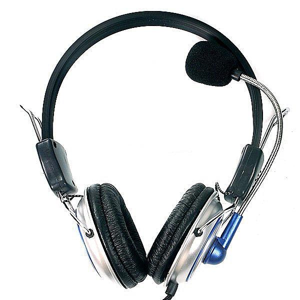 אוזניות עם מיקרופון - 1