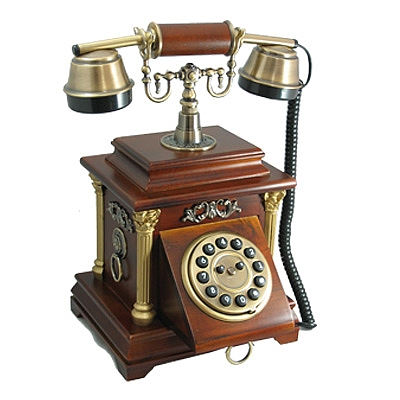 טלפון עתיק (2) - 1