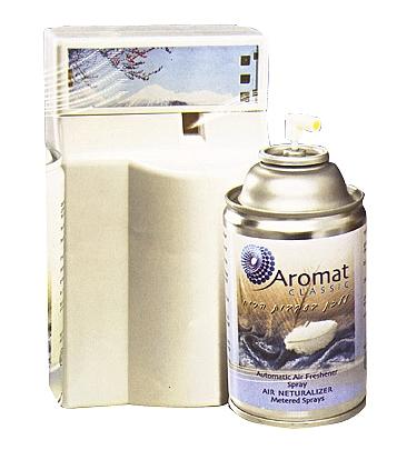 מבשם אויר אוטומטי aromat - 1