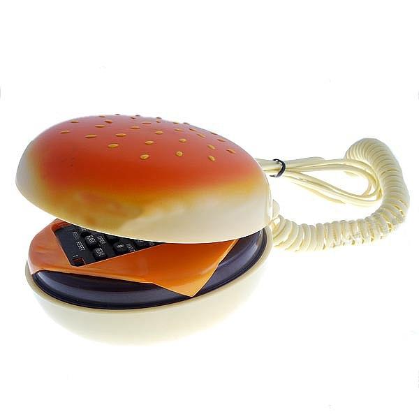 טלפון המבורגר - 1