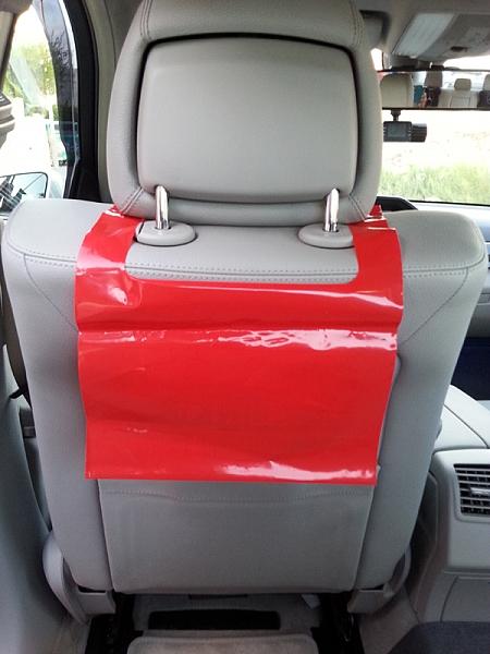 שקית אשפה לרכב - 1