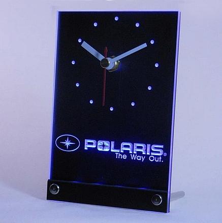 שעון שולחני לד - 1