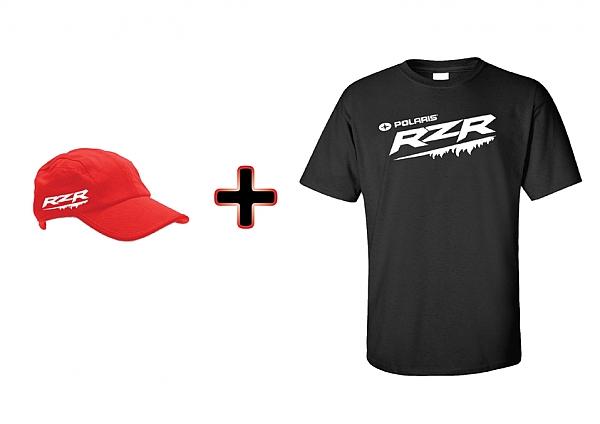 כובע + חולצה rzr - 1