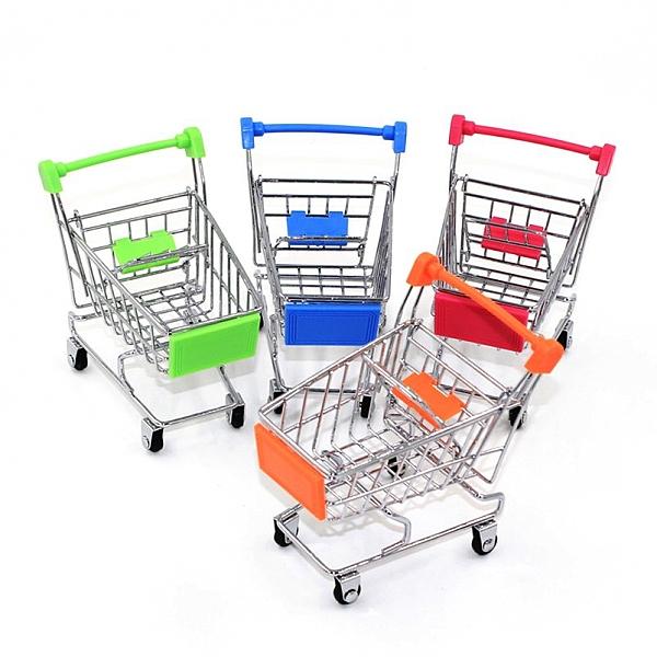 מיני עגלת קניות - 2