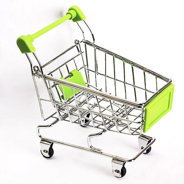 מיני עגלת קניות - 1