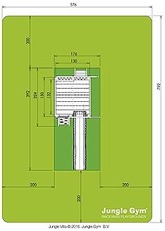 מתקן שעשועים לגינה L - 2