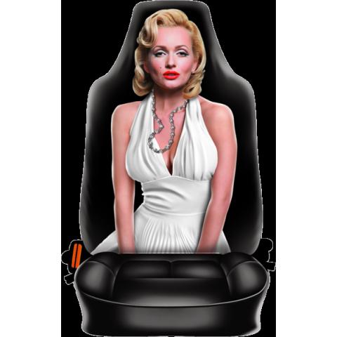 כיסוי גב לכסא רכב - 1