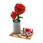 מיני לגו ורדים לאוהבים דגם 9022