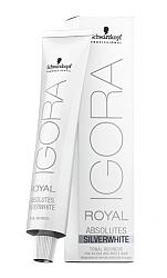 איגורה רויאל שוורצקופף סילבר וויט הדגשת שיער לבן או אפור טבעי