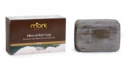 """סבון בוץ לפנים ולגוף 100 מ""""ל - MORE - 1"""