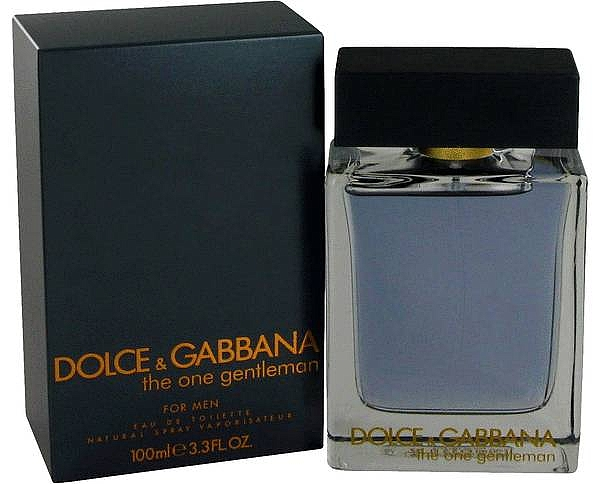 DOLCEַ&GABANA - The one gentleman - 1
