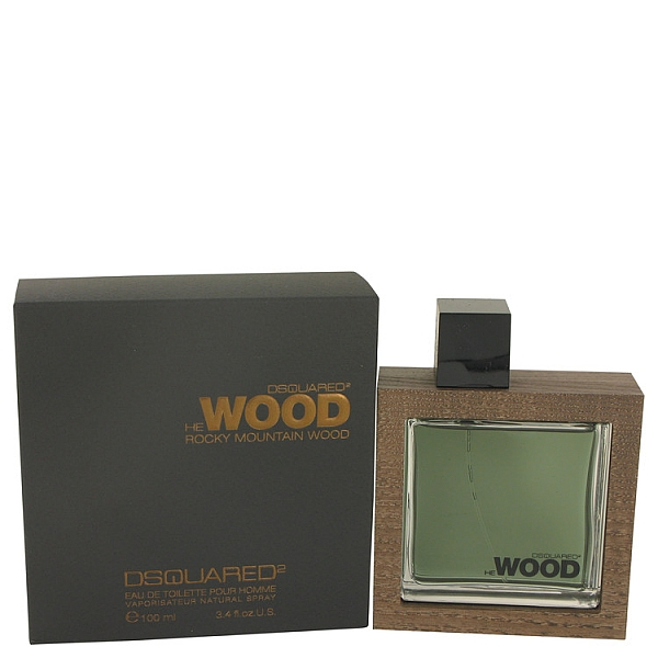 DSQUARED2 - He Wood Rocky Mountain Wood - 1