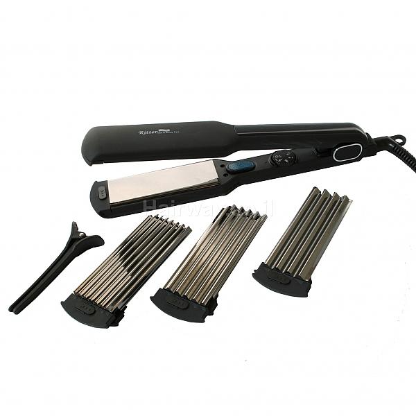 מחליק שיער משולב טיטניום XSZ-Lw - ריטר - 1