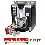 מכונת קפה אספרסו  לשימוש בקפסולות ESPRESSO CUP