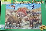 פאזל דינוזאורים 500 חלקים