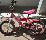 אופניים לילדים 14 אינטש גלגלי עזר