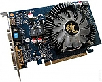NINJA nVIDIA Geforce GT210 1024MB DDR3+ TV OUT- HDMI / Dual DVI,Vista/WIN7 Ready PCI-E