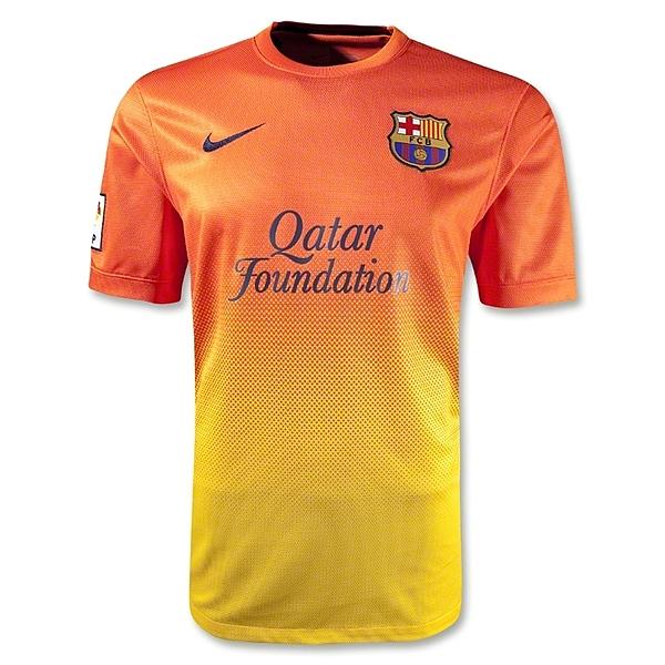 חולצה של ברצלונה