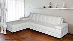 מערכת ישיבה בריפוד דמוי עור דגם פילדלפיה