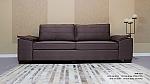 מערכת ישיבה בריפוד דמוי עור איכותי דגם טרה