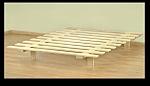 מיטות עץ למזרנים גדולים