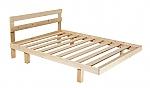 מיטת יחיד מעץ-600 ש''ח.