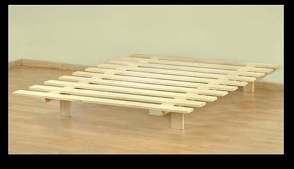 בסיס מיטה מעץ - 2