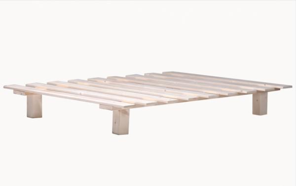 בסיס מיטה מעץ - 3