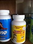 תוסף מזון למניעת כדורי פרווה ובעיות עיכול