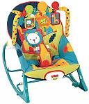 טרמפולינה לתינוק 3 ב 1 עם רטט מבית פישר פרייס