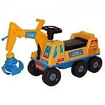 בימבה משאית עם מנוף - MQ2566