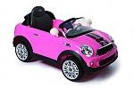 ממונעים 6V - מכונית 6v לילדים בדוגמת Mini Cooper S מקורי